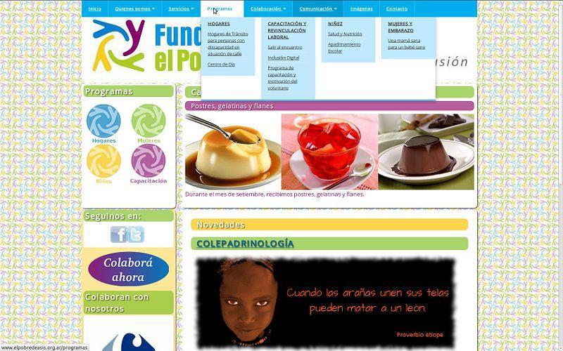 Fundación El Pobre de Asís